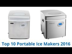 10 Best Portable Ice Makers 2016 - YouTube