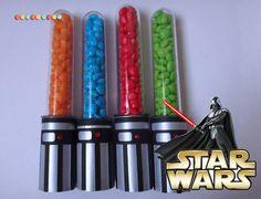 Tubete Sabre de Luz - Star Wars