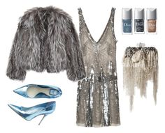 """sparkling"" by cami08 ❤ liked on Polyvore featuring Pierre Balmain, Isabel Marant, Marchesa and Christian Dior"