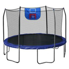 Cheap Trampoline With Basketball Hoop • DealeryDo | Home - Fitness - Recreation | Scoop.it