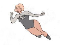#cory #j #walker #supergirl #scratchblag
