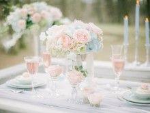 Roze Quartz & Serenity; свадьба в розово-голубых тонах; нежная свадьба; D.Ch.events;