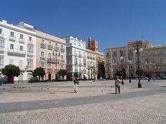 Plaza San Antonio, Cadiz