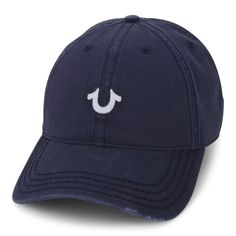True Religion Core logo Hat