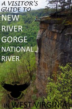 Spring Break İdeas New River Gorge National River, West Virginia - Towns In West Virginia, West Virginia Vacation, Lake Shawnee Amusement Park, Amusement Parks, Butler, Virginia Attractions, Places To Travel, Places To Go, Peace