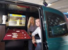 Top 10 Strange and Unusual Places You can Find a Casino  If the driver is the dealer...who is driving?!?  #casinobonus #Casino360 #gambling