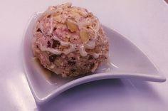 Strawberry Shortcake Ice Cream Ball Strawberry Shortcake Ice Cream, Pastry Chef, Desserts, Food, Tailgate Desserts, Meal, Dessert, Eten, Meals
