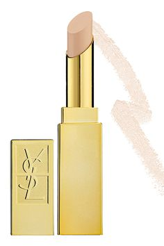 Yves Saint Laurent Anti-Cernes The light-diffusing pigments in this super soft, creamy concealer stick ($37, yslbeautyus.com) work to visually reduce the appearance of darkness, which is a godsend for anyone with under-eye circles or hyperpigmentation. It can be used all over the face, but it was formulated specifically for the fragile skin under the eye area, so you don't have to worry about applying it straight from the tube sans brush
