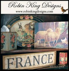 french country style magazine | So many of you have seen my ad in French Country Style Magazine ,