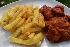 Currysauce / Currywurst & Pommes – Thermomix Rezept