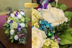colorful wedding boquet - www.loveandinspiration.ca Barrie Ontario Boquet, Ontario, Wedding Colors, Floral Wreath, Colorful, Wreaths, Photography, Inspiration, Decor