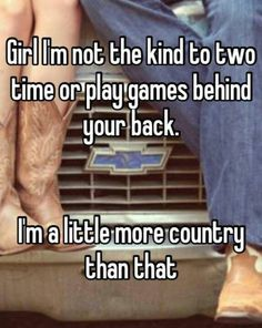 A Little More Country Than That Lyrics