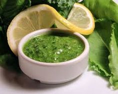 Image result for Pictures of basil pesto Basil Pesto, Palak Paneer, Guacamole, Ethnic Recipes, Pictures, Image, Food, Photos, Essen