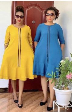 1940s Fashion Dresses, Latest African Fashion Dresses, African Print Jumpsuit, Short African Dresses, Shweshwe Dresses, Ankara Dress Styles, African Attire, Casual, Outfits