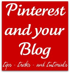 Tutus and Tea Parties: How Pinterest Helps Your Blog