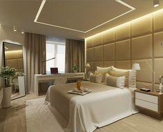 Lovely Bed Room Interior Design in Modern Interior Concepts #Lovely #BedroomInteriorDesign #RavichandranAshwin #NewYearBonanza