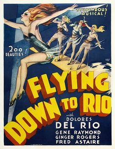 Carioca fue nominada en el año 1933 como mejor canción a los premios oscar