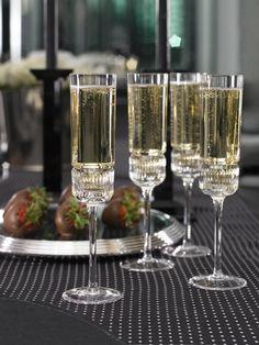 Ralph Lauren Champagne Flute