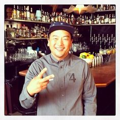 January is California Restaurant Month- Chef Roi Choi at his Culver City Restaurant #losangeles #dineinca #visitcalifornia http://www.visitcalifornia.com/Restaurant-Month/