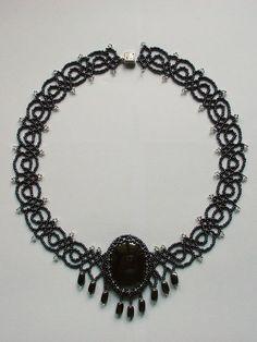 Старомодное украшение | biser.info - всё о бисере и бисерном творчестве