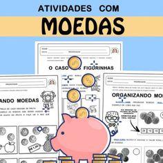Código 823 - Atividades com MOEDAS