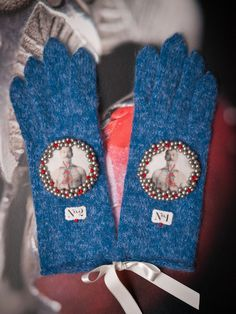 wool gloves www.facebook.com/AnuKaelussooDesign