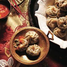 Tibetan momo dumplings recipe