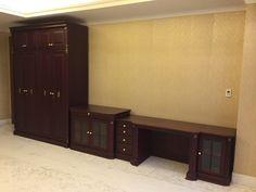 Old Davinci Furniture set at Botanica Apartment Jakarta by Simple Luxury Interior Surabaya, Indonesia