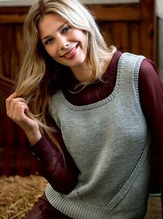 Ravelry, Drops Design, Knit Crochet, My Design, Crochet Patterns, Turtle Neck, Knitting, Tees, Sweaters