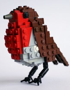 Bobby Robin: A LEGO® creation by DeTomaso Pantera : MOCpages.com