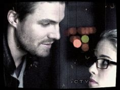 felicity and oliver --- forever OTP but oh my goodness just started the premiere AND WHAT IS GOING ON THEY'RE BACK ON THE ISLAND WHAAAAT