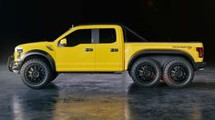 FOX NEWS: Hennesssey VelociRaptor 6x6 Ford F-150 will have you seeing double