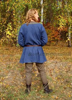 Tunic of Hedeby Early Medieval Scandinavian by SlavMedievalShop
