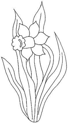 Wiosenne Kwiaty Kolorowanki Szukaj W Google Wiosna Kwiaty