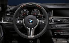 BMW представила новый набор M-аксессуаров для M5 и M6   TopGear