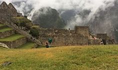 Do Machu Picchu from your sofa