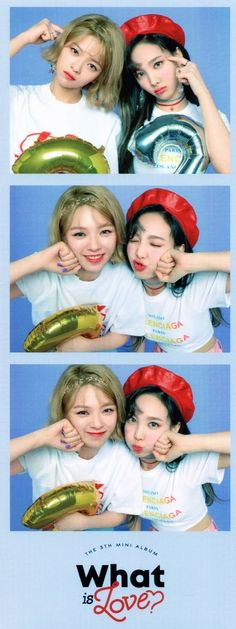 2yeon *what is love*