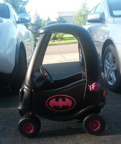 Super Cool Cars For Girls Daughters 52 Ideas First Birthday Presents, Cars Birthday Parties, Girl Birthday, First Birthdays, Birthday Ideas, Birthday Gifts, Batman Car, Monkey 3, Toddler Fun