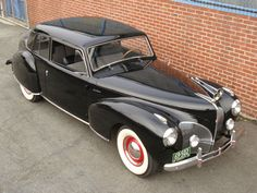 1941 Lincoln Zephyr Continental Club Coupe