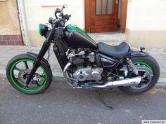 LTD450 in Green