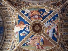 Ceiling_photo  Fotografiado en el Museo del Vaticano.
