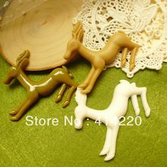 Cheap jewelry wholesale lots, Buy Quality resin jewelry directly from China jewelry wholesale Suppliers:  Design for Christmas season! Hot selling!Cute deer cameo for Chrismas decoration. Availab