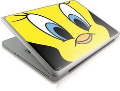 Tweety bird laptop cover