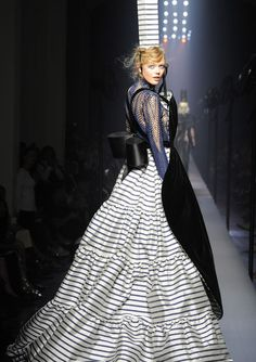 Legendary creations by Jean Paul Gaultier, from the sailor top to the man skirt