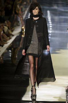 Pin for Later: Only Tom Ford Can Put Pasties on the Runway and Be Taken Seriously Tom Ford Spring 2015
