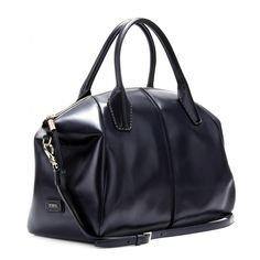 D-Styling Bauletto Medium Leather Tote ◊ Tod's
