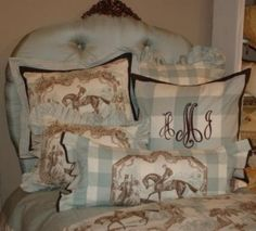 """It's """"Toile"""" About You (And Your Home)Equestrian Stylist   Equestrian Stylist"""