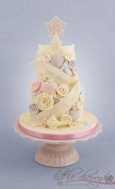 Disney Princess Cake | Flickr - Photo Sharing!