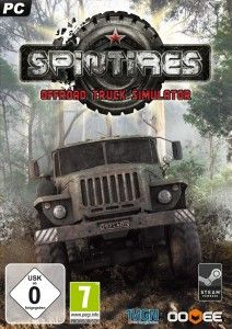 Spintires Review: Spintires is Intel award winning off-road driving experience designed to challenge player's driving skill and endurance. Take responsibility of the operating large all-terrain Soviet vehicles & venture across rugged landscapes with only a map & compass to guide you. Explore levels & unlock portions of the map whilst discovering the new trucks, fuelling stations, garages & lumber mills. Collect lumber with crane attachments & try to deliver them to the objectives.