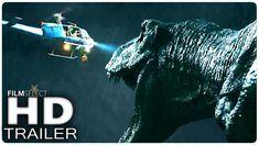 JURASSIC WORLD 2 Trailer 2 (Extended) 2018